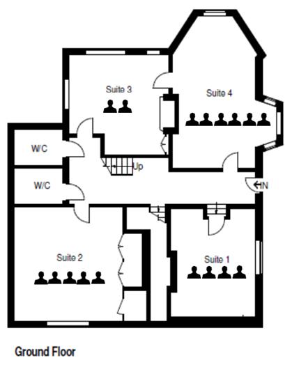 Ground floor serviced offices in Hemel Hempstead