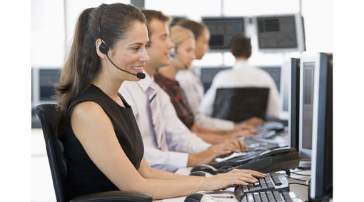 Telephone answering - Virtual office services for small businesses