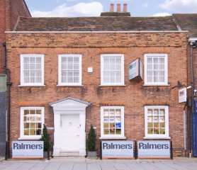 About Us - Exterior of Palmers at Censeo House, St Albans