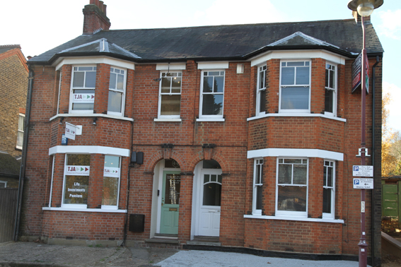 The Workstation, Radlett exterior. Shared office space for rent at Centre 42 business centre