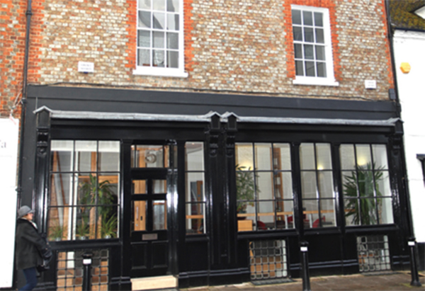 The Workstation, Abingdon. Merchant House business centre and offices for rent.