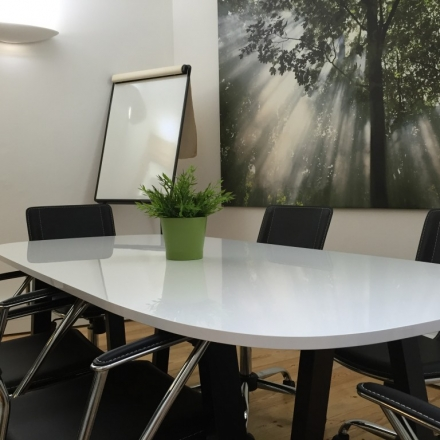 Meeting Room at The Workstation's Abingdon location