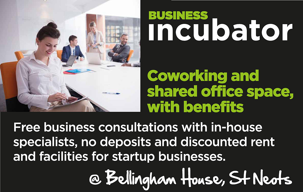 Bellingham House Business Incubator Scheme Launch