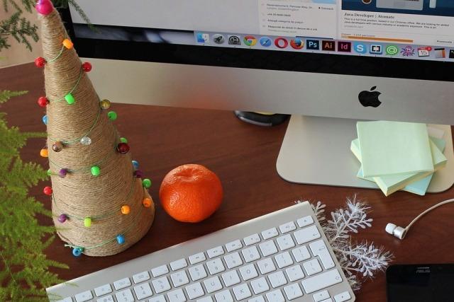 Christmas Workstation 2017