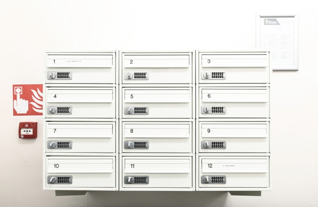 Physical Mailbox at The Workstation - Virtual Office Package