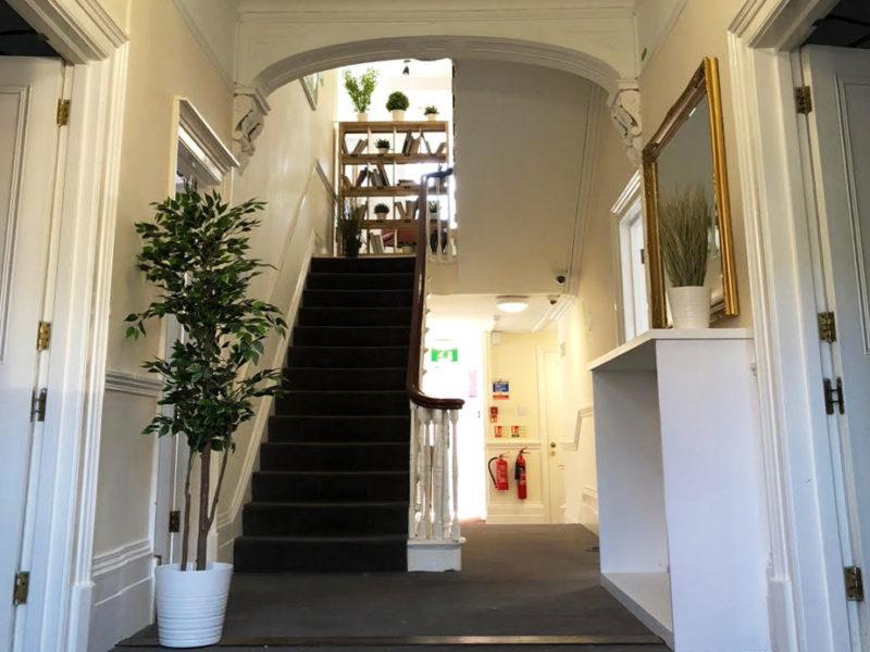 Markham House entrance hall - The Workstation, Wokingham