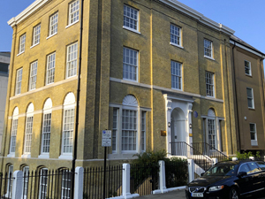 Virtual office services in Southampton at Director General's House