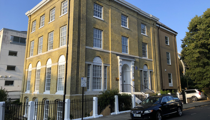 Director General's House, Business Centre and Private offices for rent in Southampton: 15 Rockstone Place, SO15 2EP
