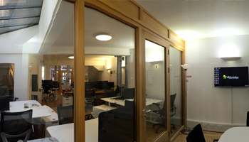 Conference suite / meeting room at Abingdon business centre, Merchant House