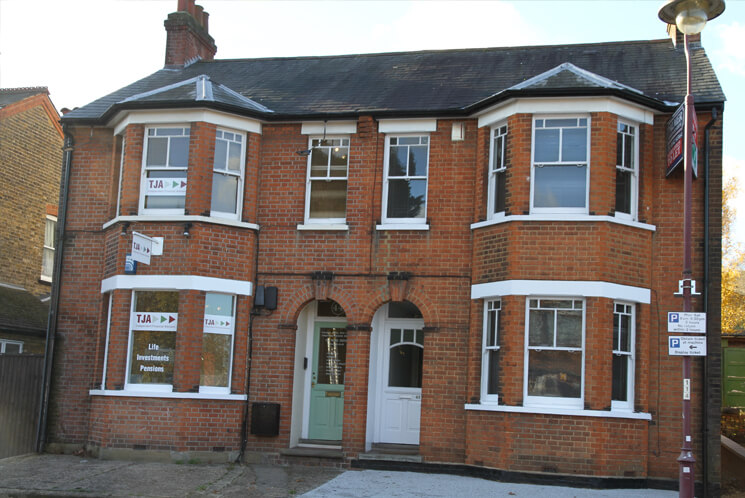Outside Centre 42 Offices in Radlett - The Workstation Business Centres
