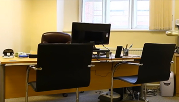 Private office suite at Arquen House, St Albans