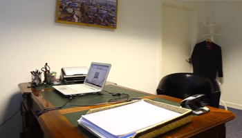 Serviced office to rent - interior of office space at Arquen House, St Albans