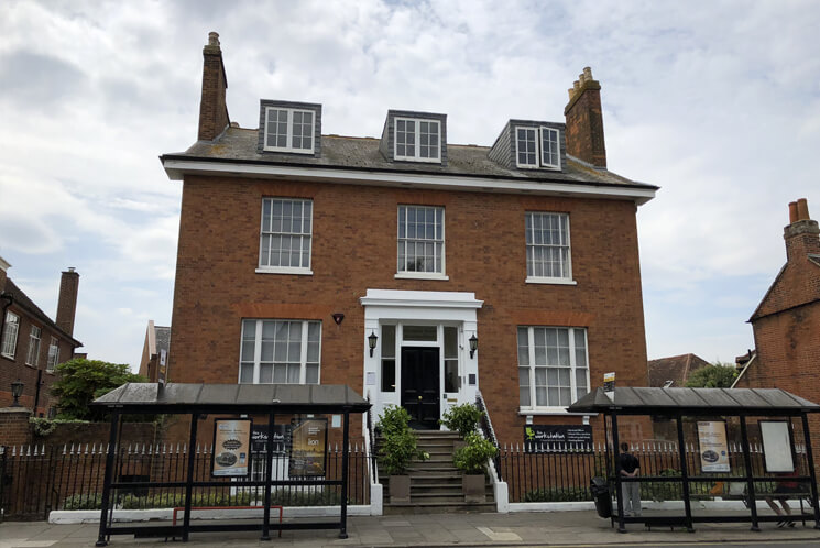 Virtual office services in Wokingham at Markham House