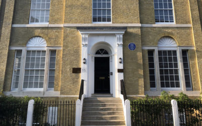 Introducing our Southampton Business Centre: Director General's House