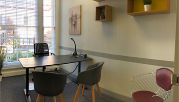 Private office suite in Southampton at The Workstation: Director General's House