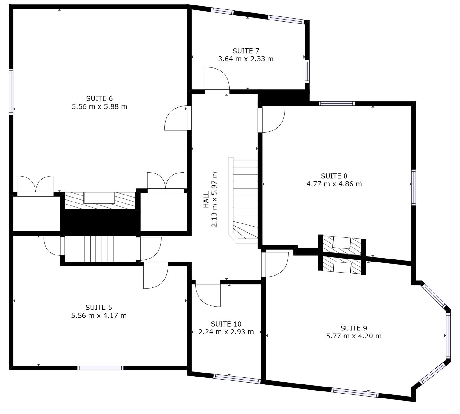 First floor of Hemel Hempstead business centre office space