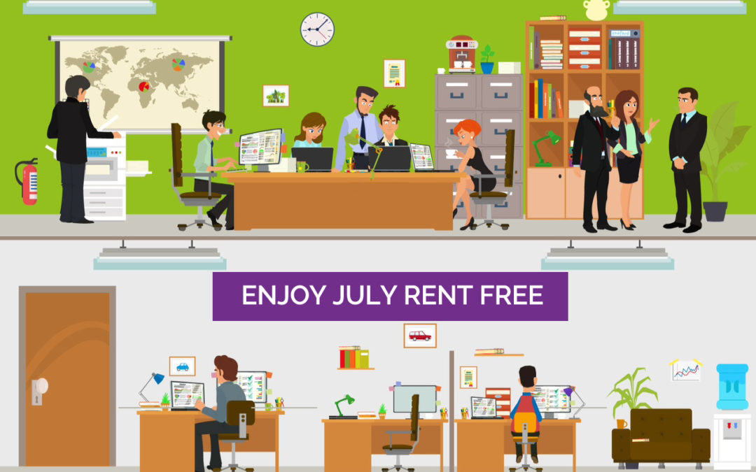 Southampton Office Space Available to Rent: Sign Up Now for July Offer
