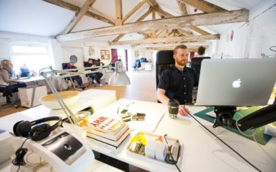 Freelancers: Is it Time to Start Thinking about Renting an Office?