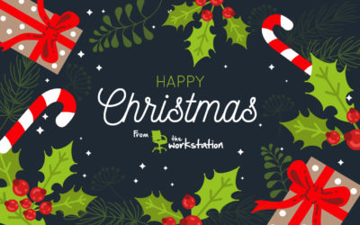 Happy Christmas from The Workstation!