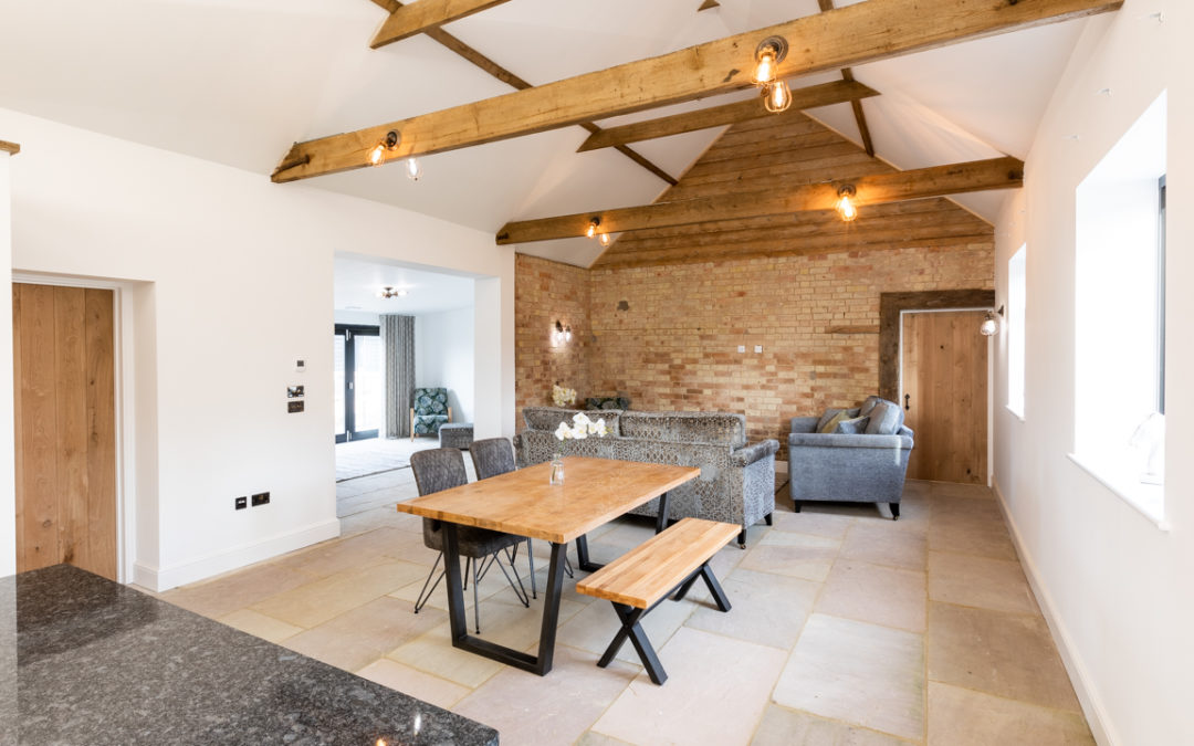 Business professionals in St Neots can now benefit from luxury self-catering accommodation