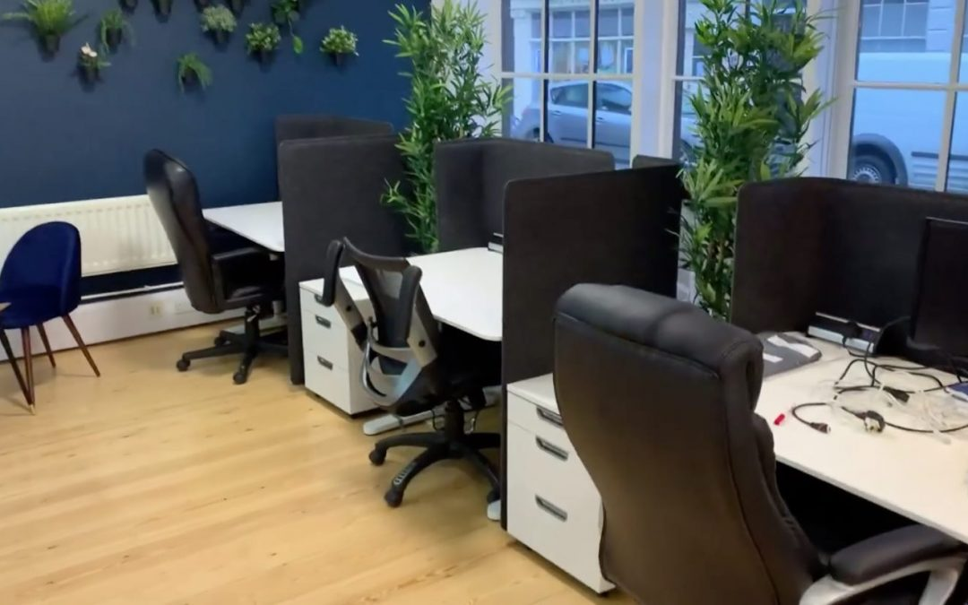 Hot-Desking Done Correctly, Can Be a Huge Success!