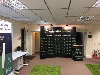 Inside Bellingham House Business Centre, St Neots