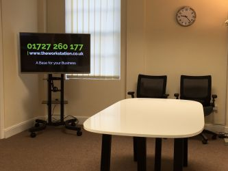 Serviced office at The Workstation in St Neots
