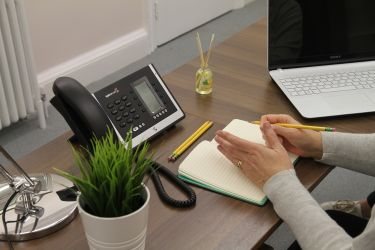Co-working/Hot desk space at Rivers Lodge Business Centre, Harpenden
