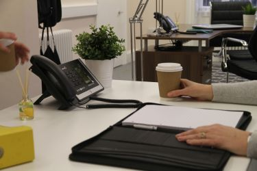 Coworking space at Rivers Lodge Business Centre, Harpenden